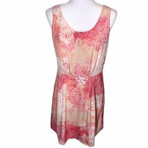 Ann Taylor Loft Sleeveless Pastel Dress Size 6